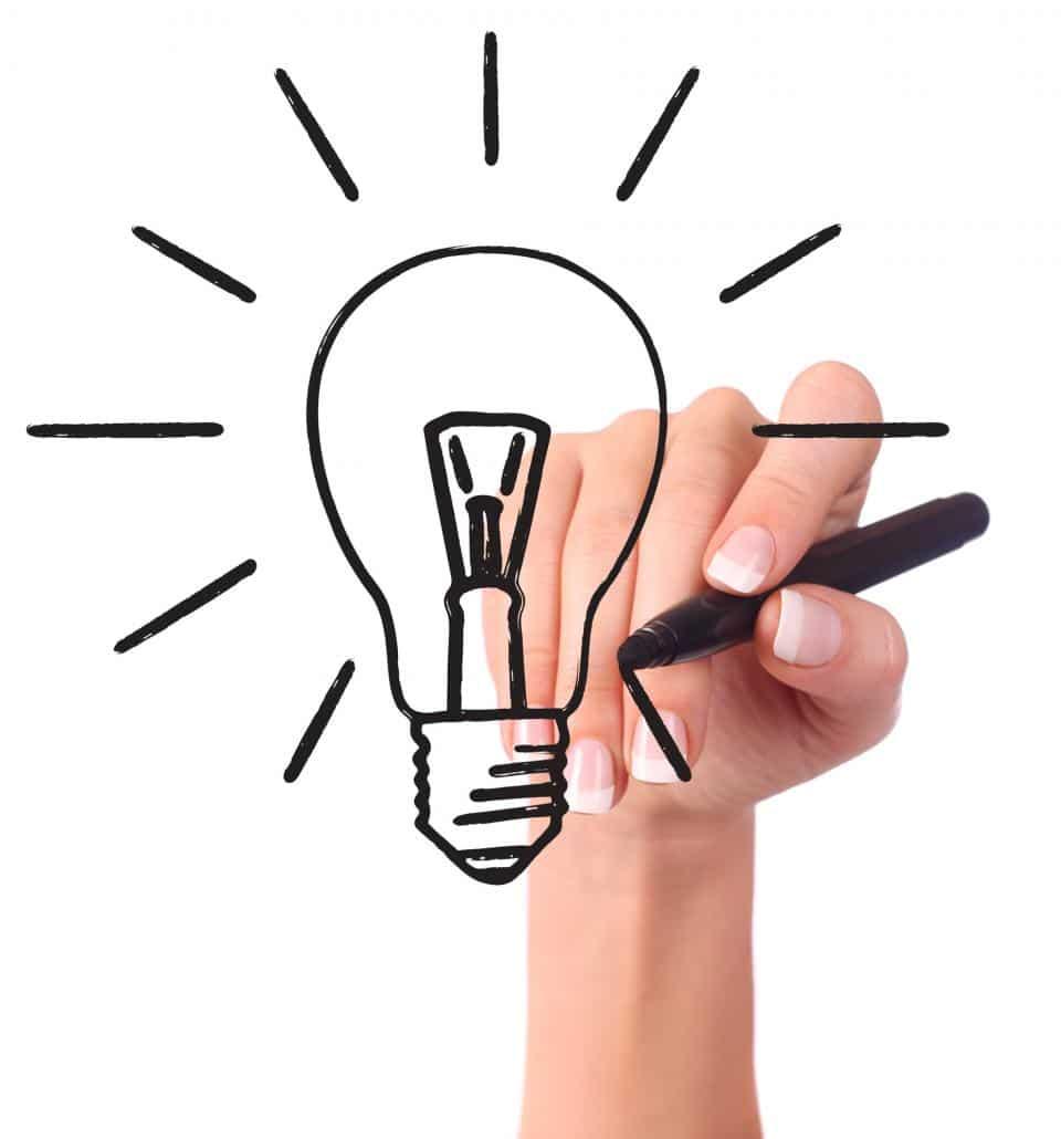 La chasse aux idées est ouverte
