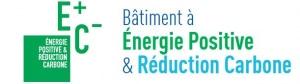 Logo du label Energie-Carbone E+C- pour des logements plus respectueux de l'environnement