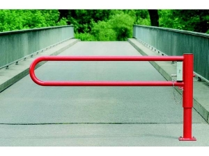barrière tournante