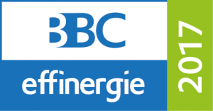 Logo du label BBC effinergie 2017