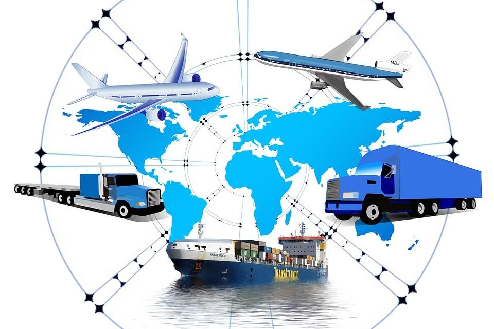 Les différents modes de transport pour la logistique internationale
