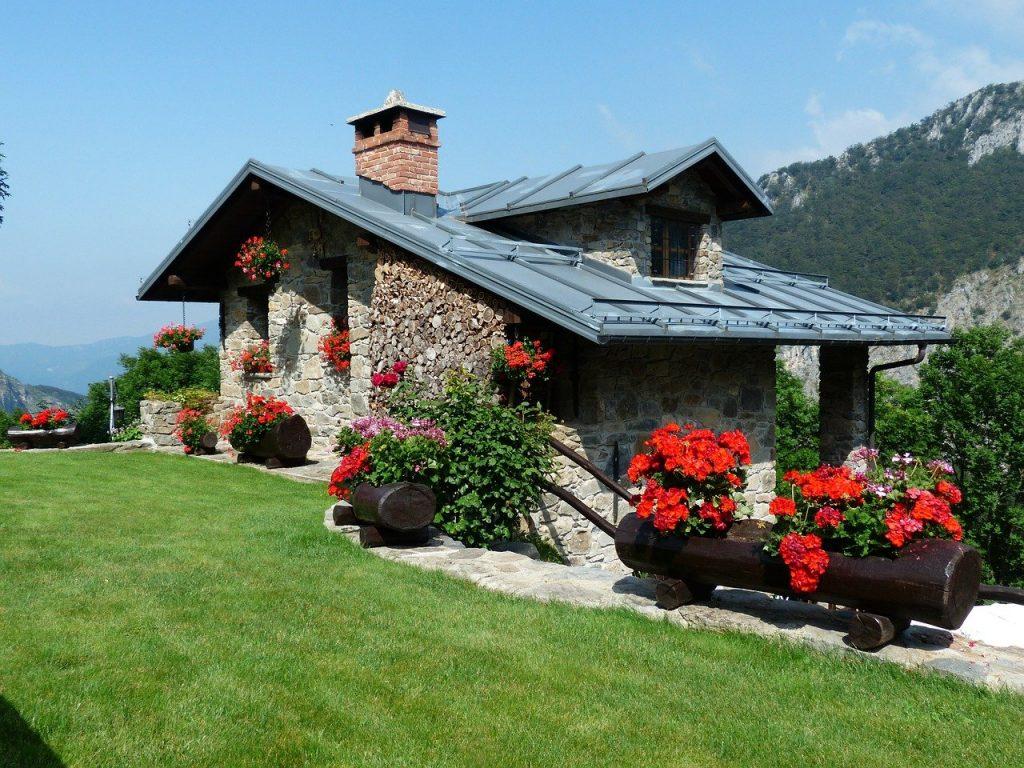 Macoretz maison à la campagne